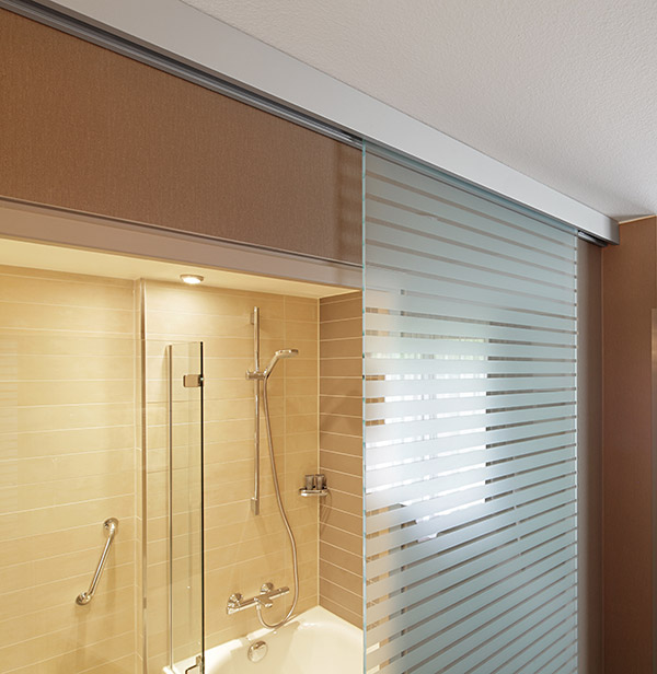 Predari vetri architettura vetro - Porte scorrevoli a vetri ...